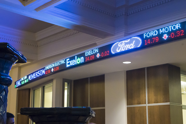Finance Education Center ticker