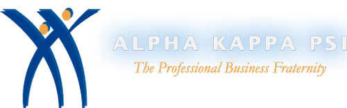 Alpha Kappa Psi - The Professional Business Fraternity