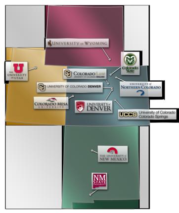 Ethics Consortium Map
