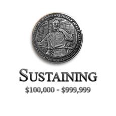 Sustaining $100,000-$999,999