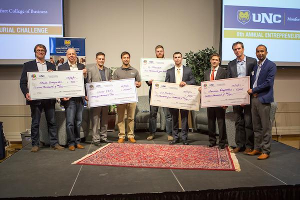 e-Challenge 2017 finalists