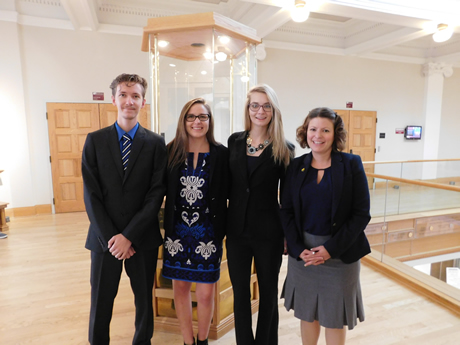 MCB Ethics Week Competition Winners